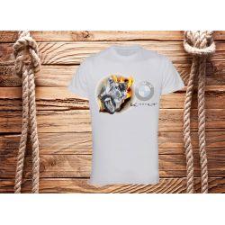 Tee-shirt imprimé K 1200 LT Fire