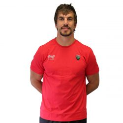 Tee-shirt rouge Hungaria RCT