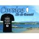 Tee-shirt imprimé Corse râleur