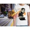 Tee-shirt imprimé Bullit Steve McQueen