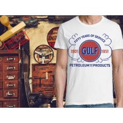Tee-shirt Gulf 50 Years