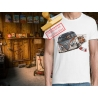 Tee-shirt Combi Vs Porsche 911