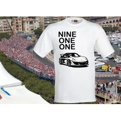 Tee-shirt nine one one