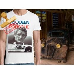 Tee-shirt Steve drives a