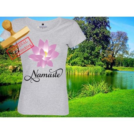 Tee-shirt Femme imprimé Yoga4